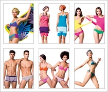 Undercolors of Benetton S/S 2012