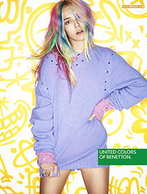 United Colors of Benetton A/W 2013 Campaign