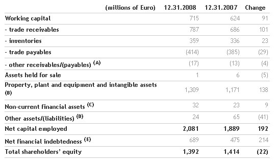 Benetton Group Board of Directors approves the 2008 Financial Statements and proposes dividend of 0.28 euro per share_2